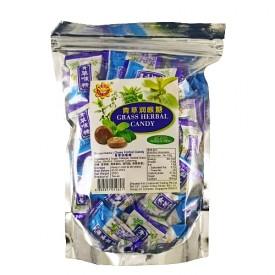 Bee's Brand Grass Herbal Candy (清草润喉糖)