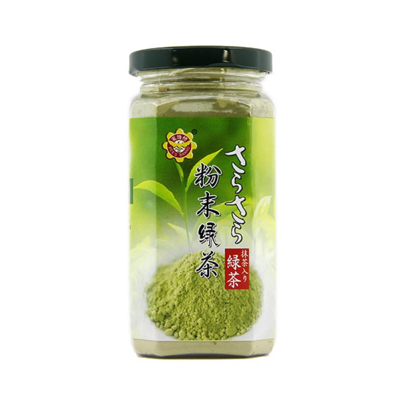 Green Tea Powder - Bee's Brand
