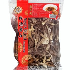 Dried Velvet Mushroom 鹿茸菇 - Bee's Brand