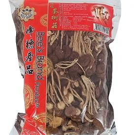 Tea Tree Mushroom 茶树菇 - Bee's Brand
