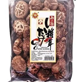 Bee's Brand Japanese Nami Koshin Dried Mushroom (4-5cm) 日本薄菇