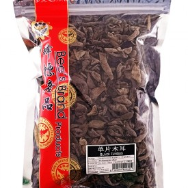 Sichuan Black Fungus (单片木耳) - Bee's Brand