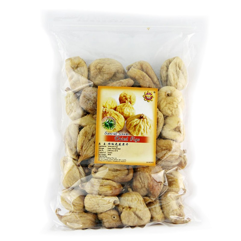 Dried Figs, Special Grade - Bee's Brand