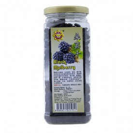 Bee's Brand Dried Black Mulberry