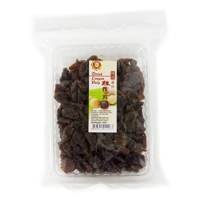 Dried Longan Pulp - Bee's Brand
