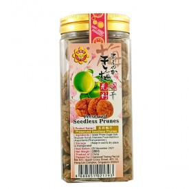Bee's Brand Seedless prune dried (无籽梅干)