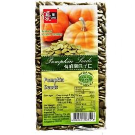 Pumpkin Seeds, Organic - Bee's Brand