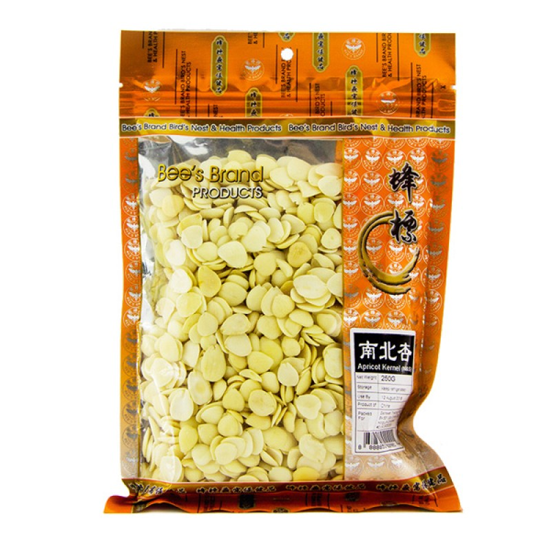 Apricot Kernels, Sweet and Bitter - Bee's Brand