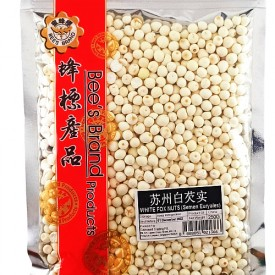 White Fox Nuts (苏州白芡实) - Bee's Brand