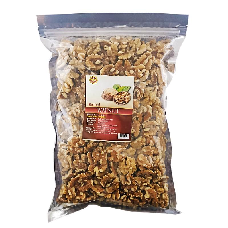 Baked Walnuts - Bee's Brand