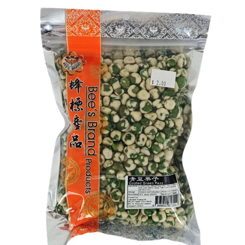 Coated Green Peas - Bee's Brand