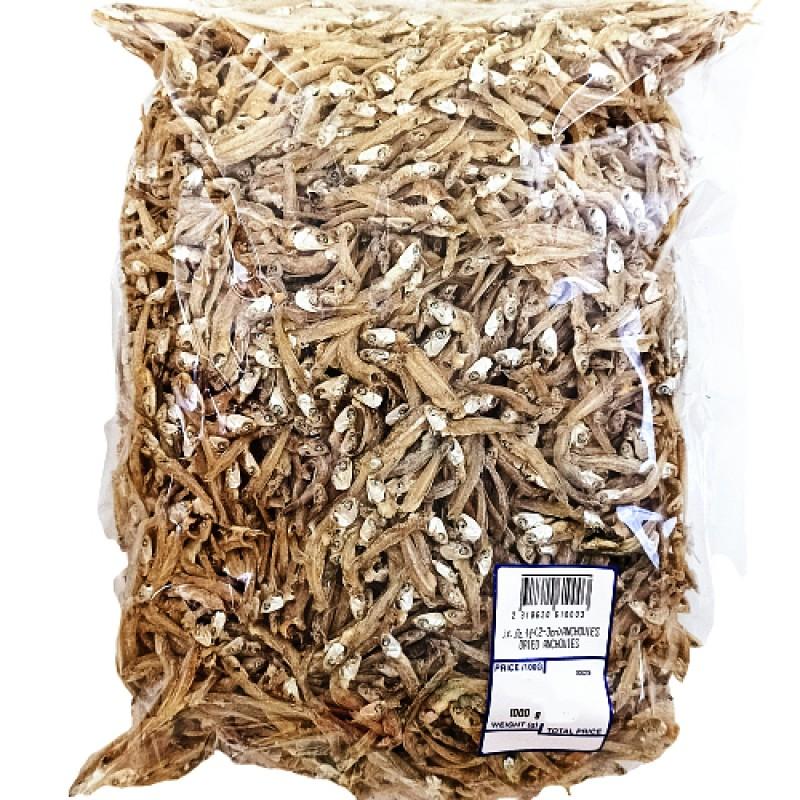 Dried Anchovies (江鱼仔) (2-3 cm) - Gainswell
