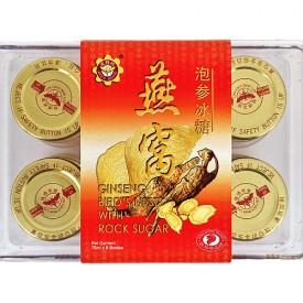Ginseng Bird's Nest with Rock Sugar (泡参冰糖燕窝) - Bee's Brand