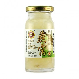 Bee's Brand Sugar Free Ginseng Bird's Nest