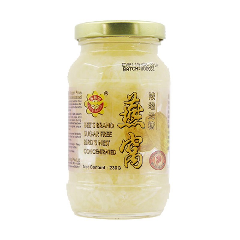 Bird's Nest Concentrated, Sugar Free - Bee's Brand