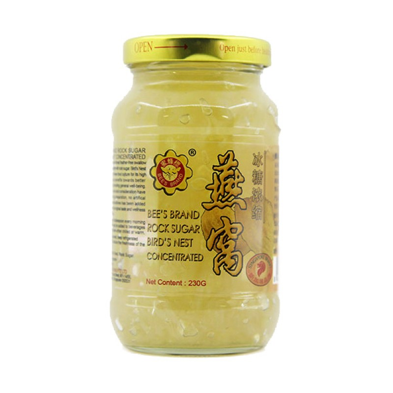 Bird's Nest Concentrated with Rock Sugar - Bee's Brand