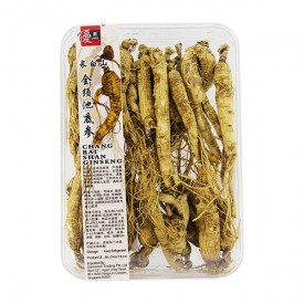 Changbaishan Chidi Whole Root Ginseng