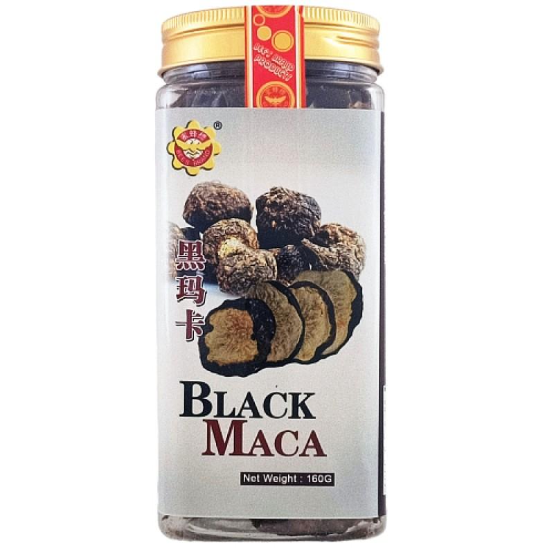 Black Maca Slices (黑马卡片) - Bee's Brand