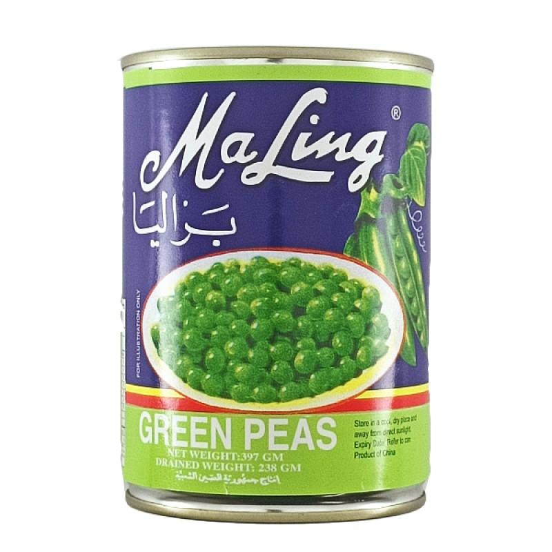 Green Peas - Maling