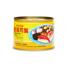 Narcissus Minced Pork with Bean Paste