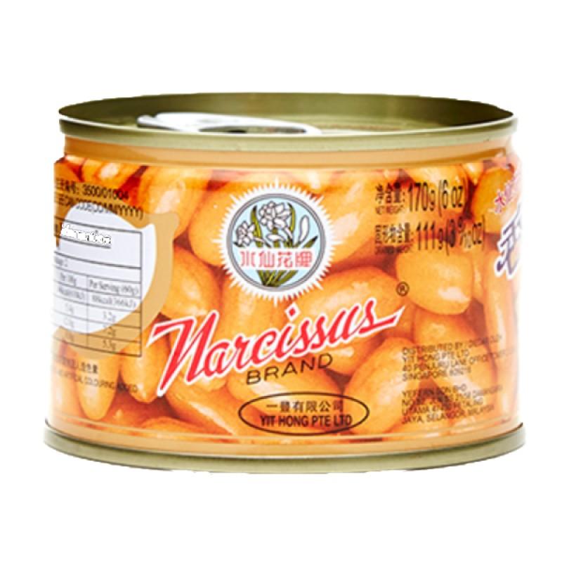 Braised Peanuts - Narcissus