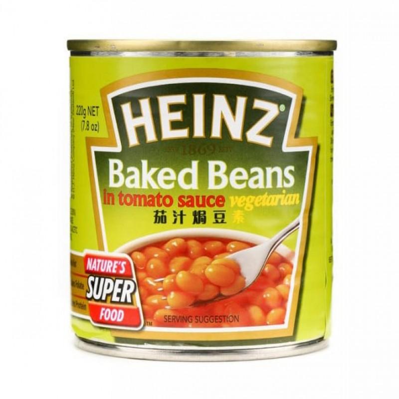Baked Beans Tomato Sauce - Heinz