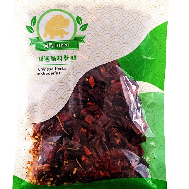 Indian Dried Cut Chilli 干切辣椒 - Hippo