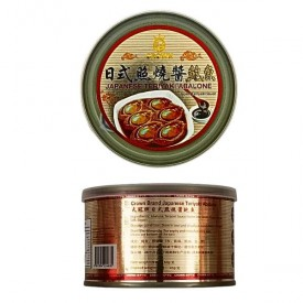 Japanese Teriyaki Abalone - Crown Brand