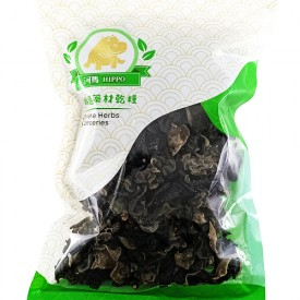 Black Fungus Cloud Ear (黑云耳) - Hippo
