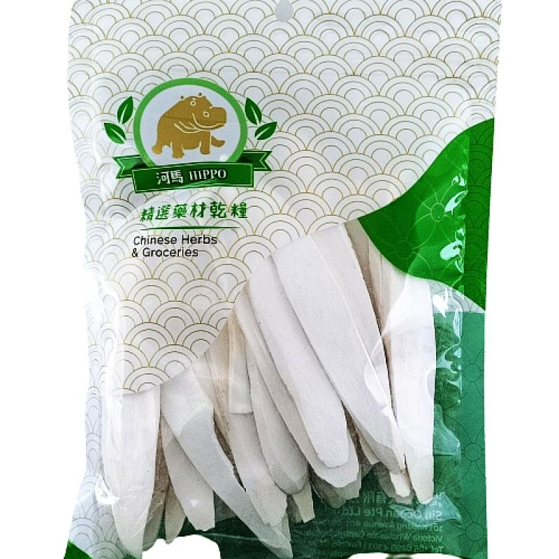 Premium Chinese Yam Slices 正河南淮山 - Hippo